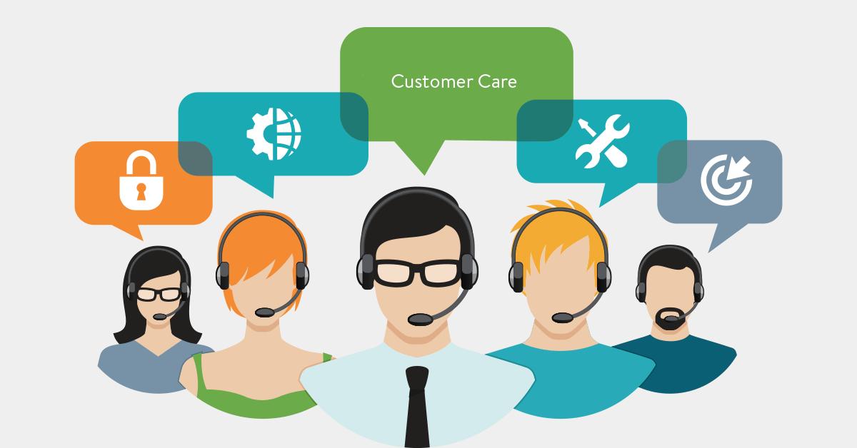 Luôn-có-nhân-viên-chăm-sóc-khách-hàng-hỗ-trợ-chatbot