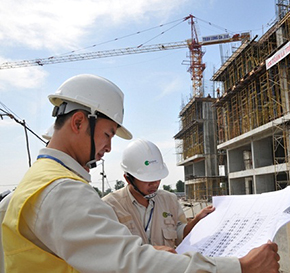 Kỹ sư xây dựng vinaconex