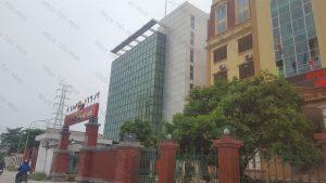 Tòa nhà Viettel Pháp Vân